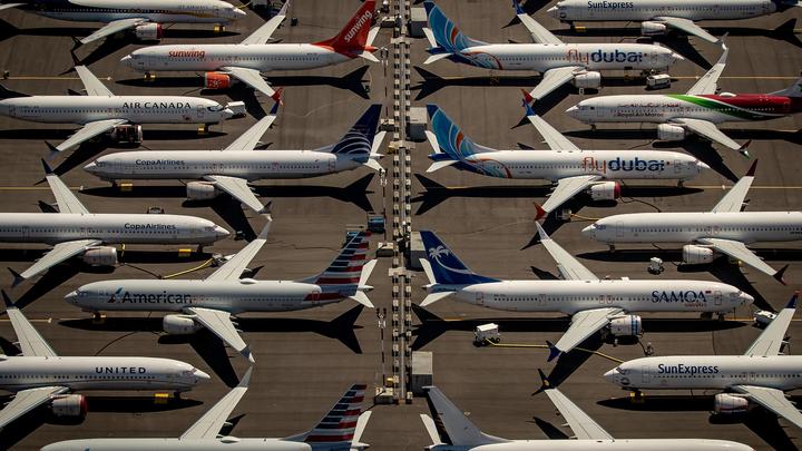 Выпуск самолетов Boeing 737 MAX с января будет приостановлен