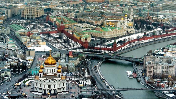 Дептранс сообщает, что в центре Москвы все штатно