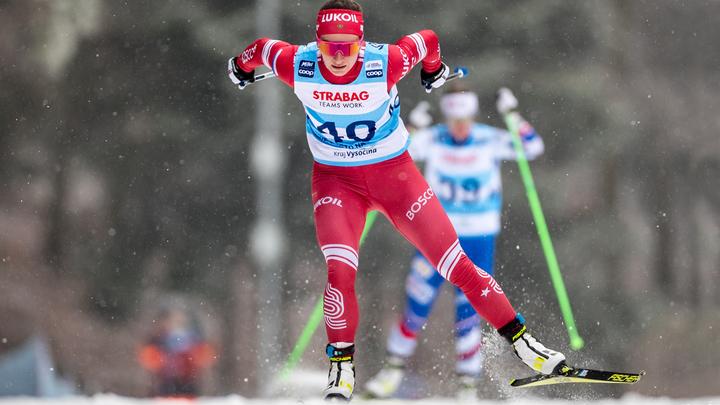 Назван состав сборной России на ближайшую лыжную гонку