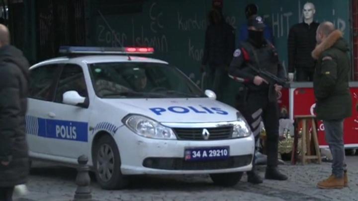 Четверо россиян арестованы в Турции по обвинению в военном шпионаже