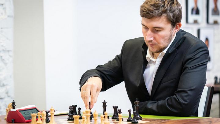 Шахматы. Карякин взял реванш у Непомнящего