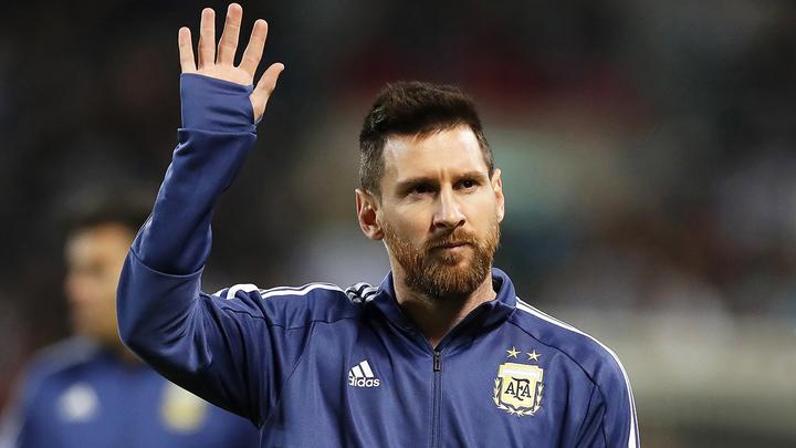 Месси: мечтаю получить титул в футболке сборной Аргентины