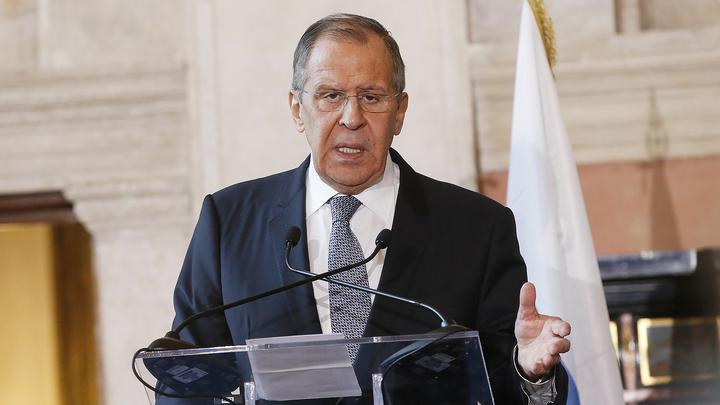 """Лавров высказался о действиях """"просвещенного"""" Запада"""