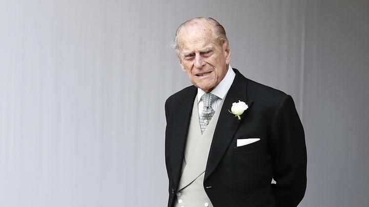 Пока принц Гарри давал интервью Опре, его дед перенес операцию на сердце