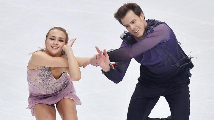 Синицина и Кацалапов выиграли финал Кубка России