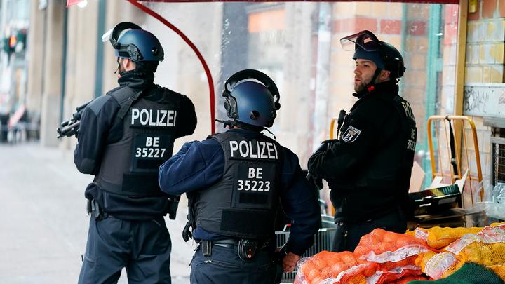 Теракт исключен: полиция рассказала подробности о ЧП в Берлине
