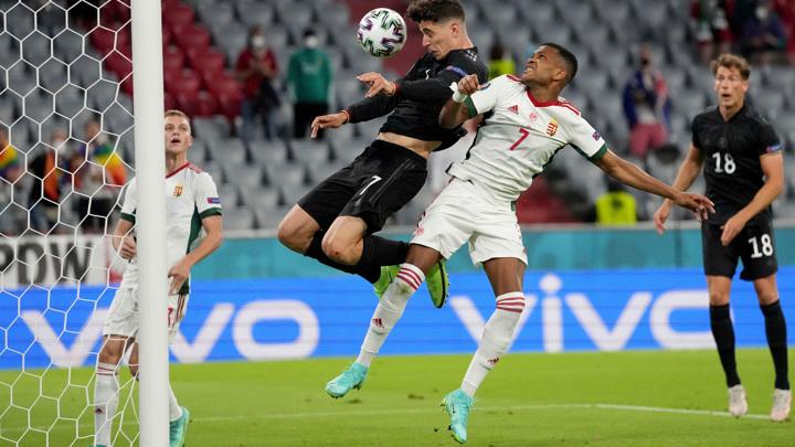 """Евро-2020. Германия – Венгрия – 2:2. Матч группы """"F"""""""