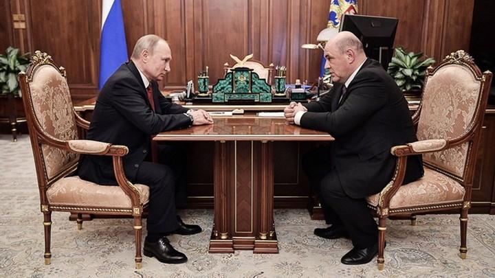 """Путин рассказал о создании судна на воздушной подушке """"Хаска"""""""
