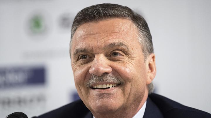 Фазель назвал три варианта проведения чемпионата мира