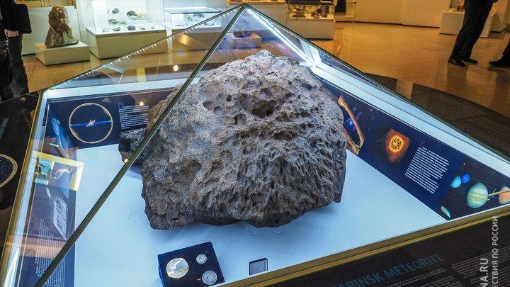 Не алмаз, не графит: в челябинском метеорите нашли неизвестную форму углерода