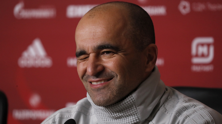 Роберто Мартинес останется главным тренером сборной Бельгии