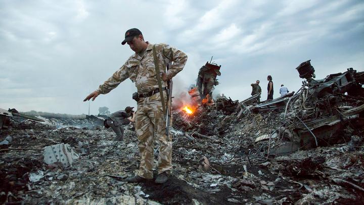 """Дело MH17: прокуратура Нидерландов недоумевает, как """"утекли"""" записи разговоров"""