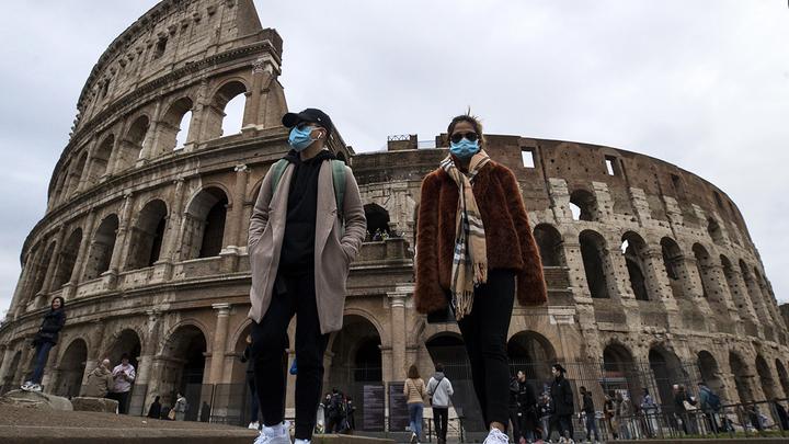 Италия возобновит прием российских туристов