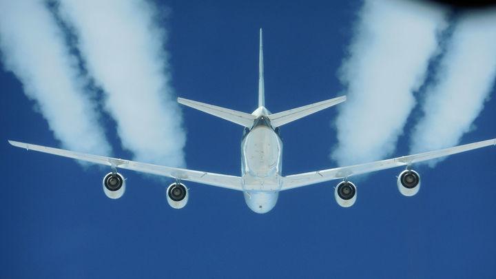 Согласно новому исследованию замена даже 50 процентов авиационного керосина биотопливом существенно уменьшает негативное воздействие на окружающую среду.