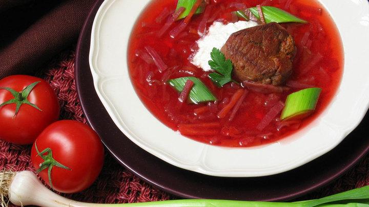 Google назвал борщ российским блюдом