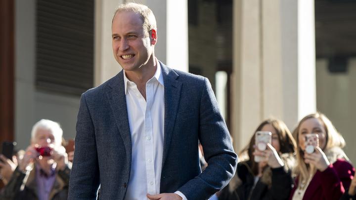 Принц Уильям ответил на обвинения в расизме в адрес королевской семьи