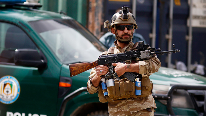 Страны ШОС призвали воздержаться от применения силы в Афганистане