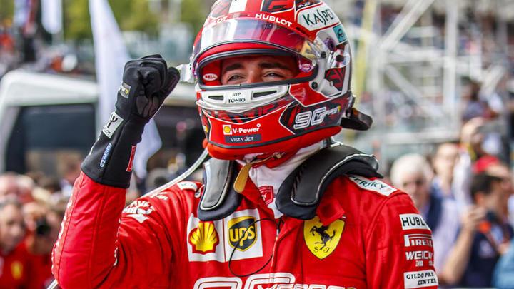 Леклер признан гонщиком дня по итогам Гран-при Великобритании