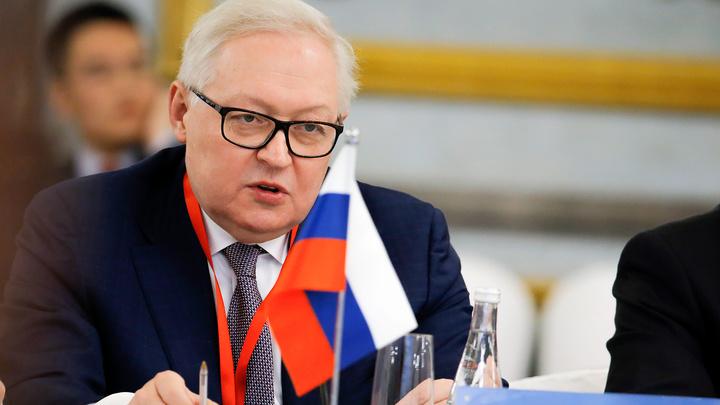 Рябков: мы в сказки не верим и будем жестко отстаивать национальные интересы