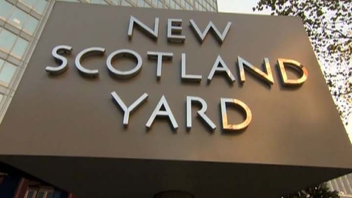 Скотленд-Ярд подтвердил задержание шпиона в Берлине