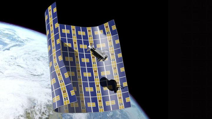 """Специалисты предлагают убрать космический мусор с помощью """"ковра-самолёта"""""""