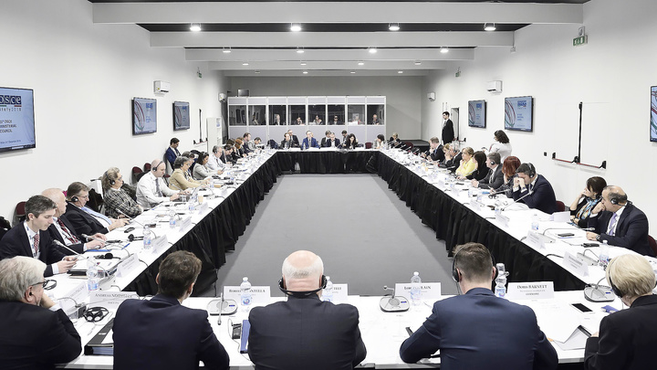 Доклад ОБСЕ: президентские выборы в Белоруссии сфальсифицированы