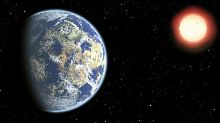 """Астрономы """"спасли"""" жизнь на планете ближайшей к Солнцу звезды"""