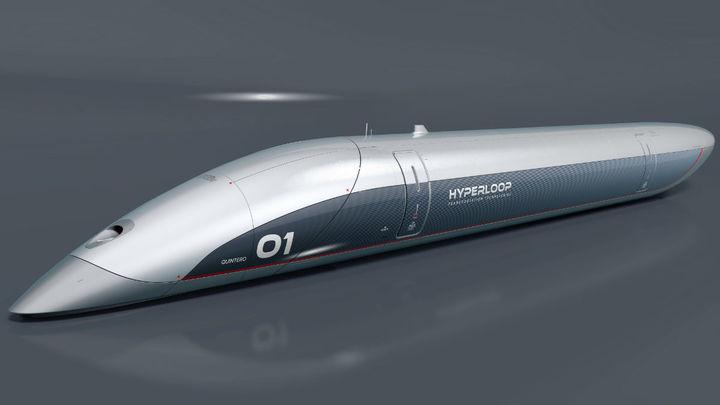 Представлена первая коммерческая пассажирская капсула Hyperloop