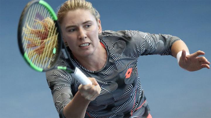 Саккари пропустила Александрову в финал домашнего турнира