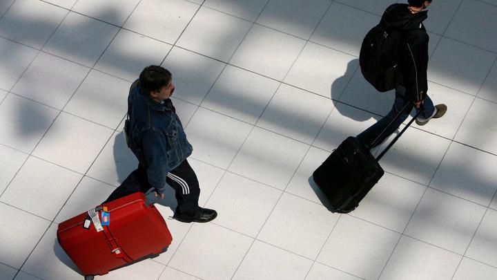Аэропорты Грузии сообщают о рекордно низком числе пассажиров