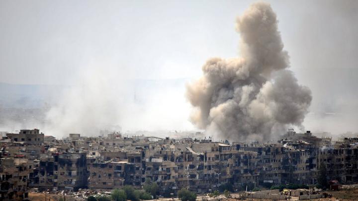 Два человека погибли в Алеппо после ракетного обстрела