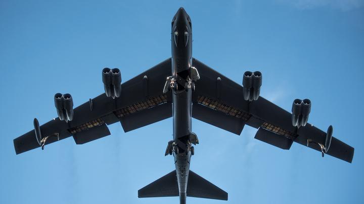 Бомбардировщики ВВС США подлетели к Ирану
