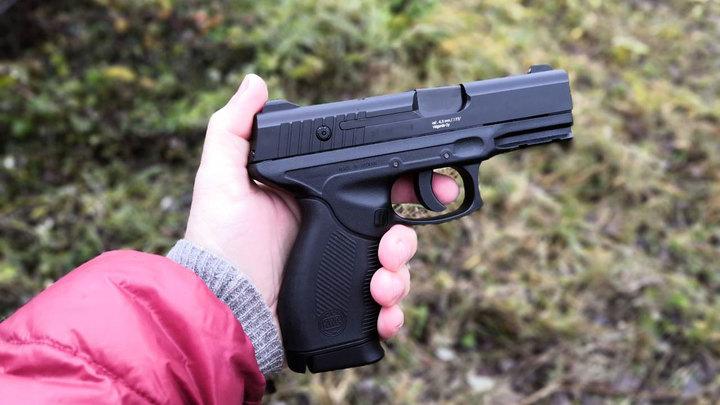 Мужчину обстреляли из пневматики в центре Москвы