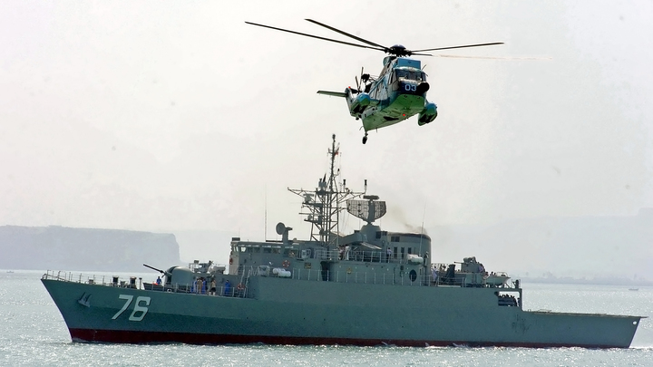 Иран освободил американских моряков, нарушивших границу