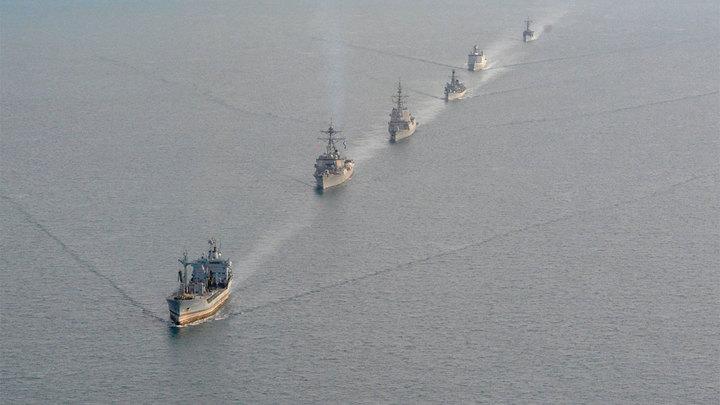 """В Черное море зашёл сторожевой корабль """"Гамильтон"""" береговой охраны США"""