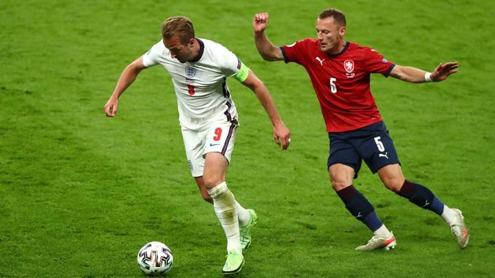 """Евро-2020. Чехия – Англия – 0:1. Матч группы """"D"""""""