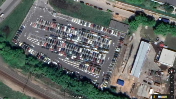 За 2020 год в Москве около 4.000 авто нелегальных такси отправили на штрафстоянки
