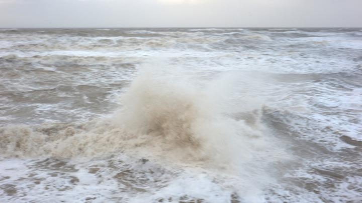 В Крыму туристку на каяке унесло в открытое море
