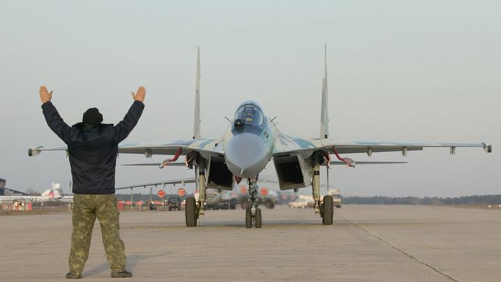 Эстония обвинила российские истребители в нарушении воздушного пространства