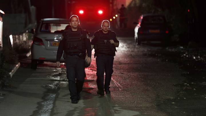Полиция Израиля задержала около 20 человек в Восточном Иерусалиме