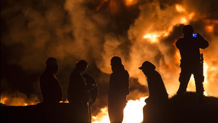 Более 10 человек получили  травмы при взрыве газа в Мексике
