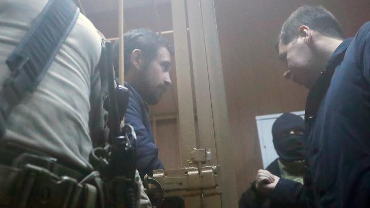 24 украинских моряка останутся под стражей до 24 апреля