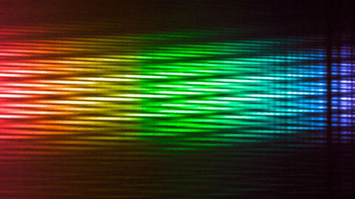 Новый приёмник предназначен в том числе и для спектральных наблюдений.