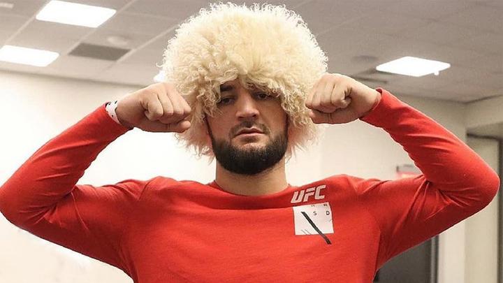 Двоюродный брат Хабиба одержал первую победу в UFC