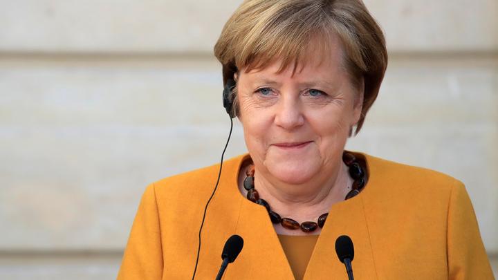 """Меркель: Германия приняла решение поддержать """"Северный поток-2"""""""