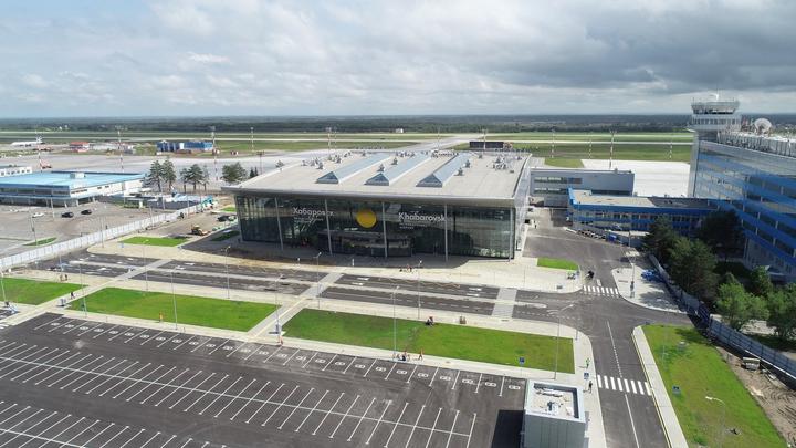 Из аэропорта Хабаровска эвакуированы сотни людей