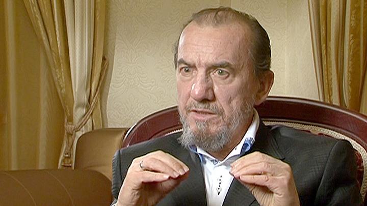 Кубанский казачий хор выступил в Кремле