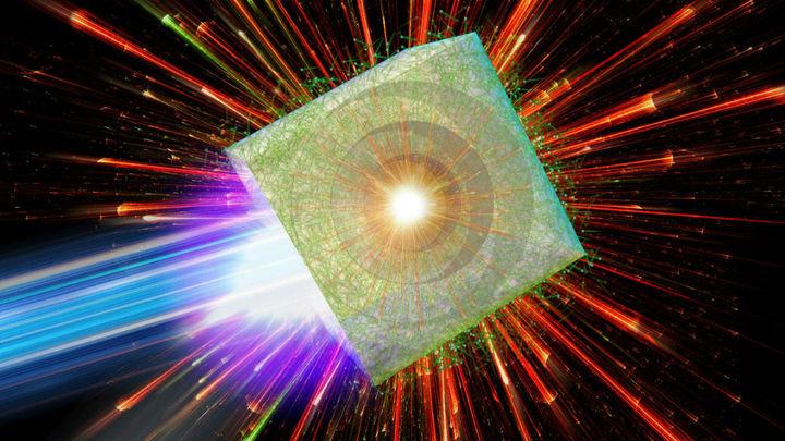 Ускорить частицы до невероятных энергий поможет лазер и пузырьки водорода