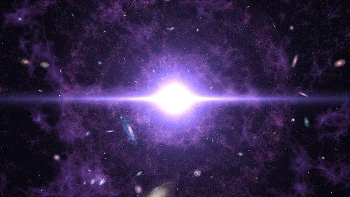 Астрономы нашли следы чёрных дыр из предыдущей вселенной