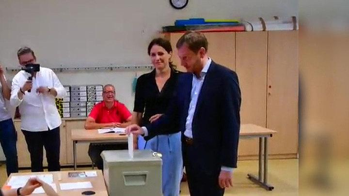 Немецкий телеканал объяснил опубликованные за два дня до выборов данные экзитполов